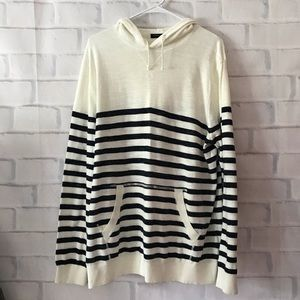 Sweaters - Banana Republic Factory | striped hoodie